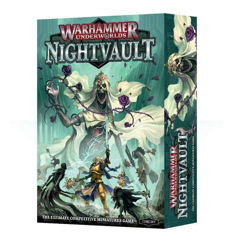 Wh Underworlds: Nightvault (English)