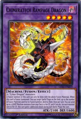 Chimeratech Rampage Dragon - LED3-EN019 - Common - 1st Edition