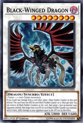 Black-Winged Dragon - LED3-EN028 - Common - 1st Edition