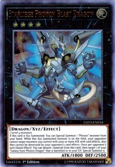 Starliege Photon Blast Dragon - LED3-EN034 - Ultra Rare - 1st Edition