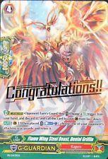 Flame Wing Steel Beast, Denial Griffin - PR-0439EN - PR