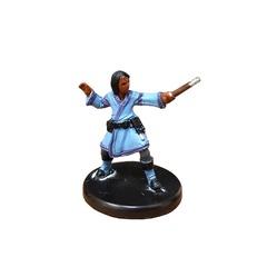 Apprentice Wizard (Blue Robe) - 8b/44