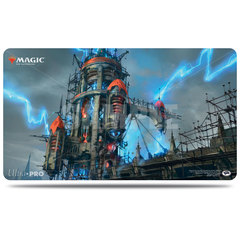 Guilds of Ravnica Steam Vents Playmat
