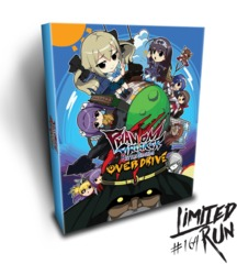 Phantom Breaker Battlegrounds Overdrive Collector's Edition