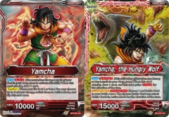 Yamcha // Yamcha, the Hungry Wolf - BT5-001 - UC - Foil