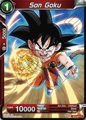 Son Goku - BT5-004 - C - Foil