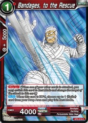 Bandages, to the Rescue - BT5-019 - C - Foil