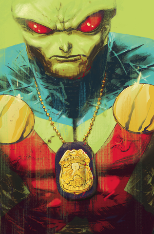 Martian Manhunter #1 (Of 12) (STL102729)