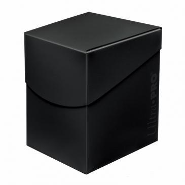 Ultra Pro: Eclipse PRO 100+ Jet Black Deck Box