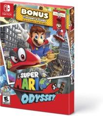 Super Mario Odyssey [Starter Pack]