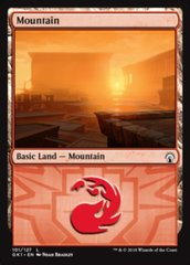 Mountain (101) (Guild Kits: Guilds of Ravnica)