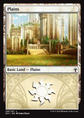 Plains (126) (Guild Kits: Guilds of Ravnica)