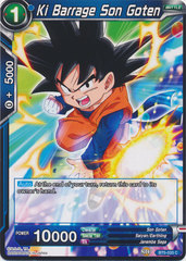 Ki Barrage Son Goten - BT5-033 - C
