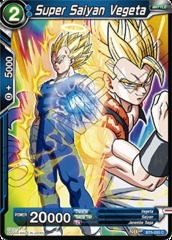 Super Saiyan Vegeta - BT5-035 - C - Foil