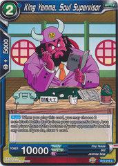 King Yemma, Soul Supervisor - BT5-045 - C