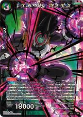 Black Masked Saiyan, the Devastator - BT5-111 - SR on Channel Fireball