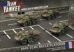 French: AMX-10 RC Recce Platoon