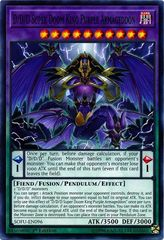 D/D/D Super Doom King Purple Armageddon - SOFU-EN096 - Common - 1st Edition