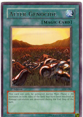 After Genocide - LOD-086 - Rare - 1st Edition