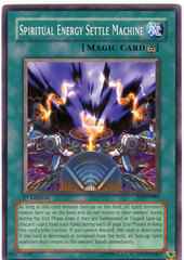 Spiritual Energy Settle Machine - LOD-082 - Common - 1st Edition