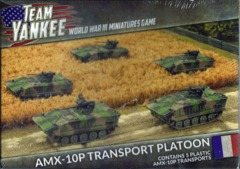 French: AMX-10P Platoon