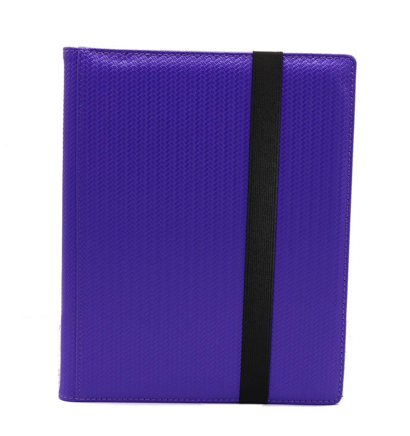 Limited Edition Dex Binder 9 - Purple