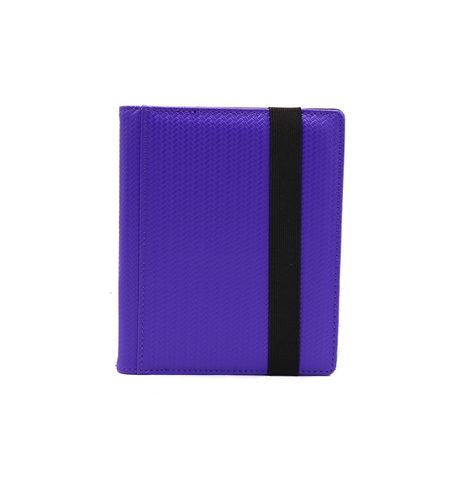 Limited Edition Dex Binder 4 - Purple