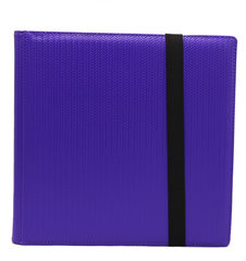 Limited Edition Dex Binder 12 - Purple