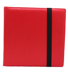 Limited Edition Dex Binder 12 - Red