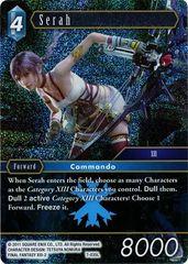 Serah - 7-035L - Foil