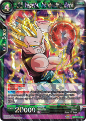 SS Vegeta, No Holding Back - BT5-058 - R