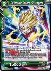 Defensive Stance SS Vegeta - BT5-059 - C - Foil