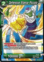 Defensive Stance Piccolo - BT5-061 - C - Foil