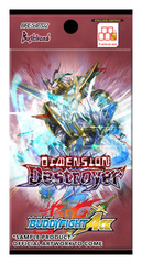 Dimension Destroyer Booster Pack