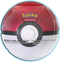 PokeBall Tin A