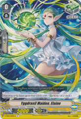 Yggdrasil Maiden, Elaine - V-MB01/029EN-A - C (Regular - FOIL Finish)
