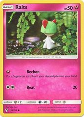 Ralts - 139/214 - Common