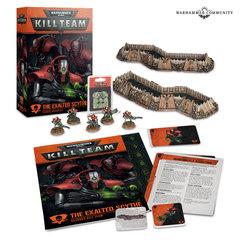 Necrons Kill Team: The Exalted Scythe