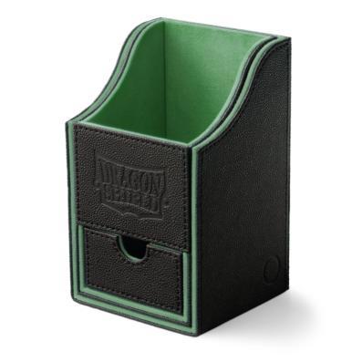 Dragon Shield: Black/Green Nest 100+