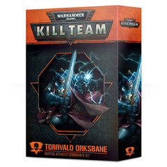 Kill Team Commander: Torrvald Orksbane (Eng)
