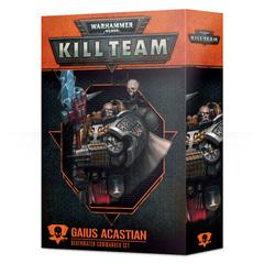 Kill Team Comm: Gaius Acastian (Fre)