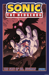Sonic The Hedgehog Tp Vol 02 Fate Dr Eggman (STL098790)