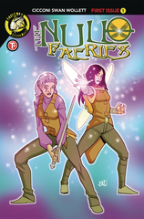 Null Faeries #1 (Mature Readers) (Cover B - Cicconi)
