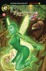 Null Faeries #1 (Mature Readers) (Cover C - Suhng)