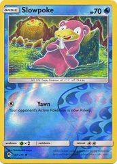 Slowpoke - 54/214 - Common - Reverse Holo