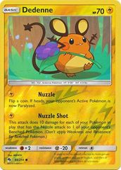 Dedenne - 84/214 - Common - Reverse Holo