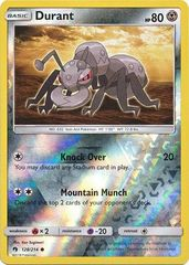 Durant - 128/214 - Common - Reverse Holo