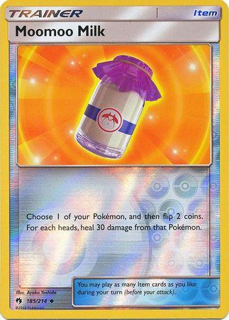 Moomoo Milk - 185/214 - Uncommon - Reverse Holo