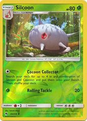 Silcoon - 25/214 - Uncommon - Reverse Holo