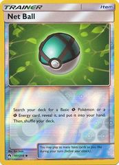 Net Ball - 187/214 - Uncommon - Reverse Holo